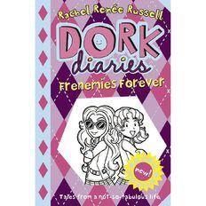 Dork Diaries #11 Frenemies Forever by Rachel Renee Russell