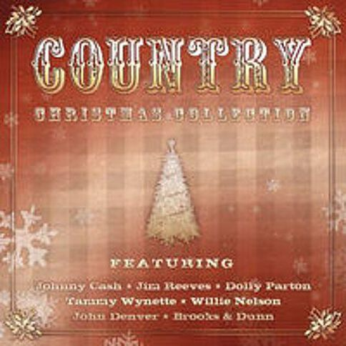 Country Christmas Collection by Various CD