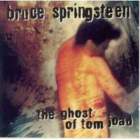 The Ghost Of Tom Joad by Bruce Springsteen CD