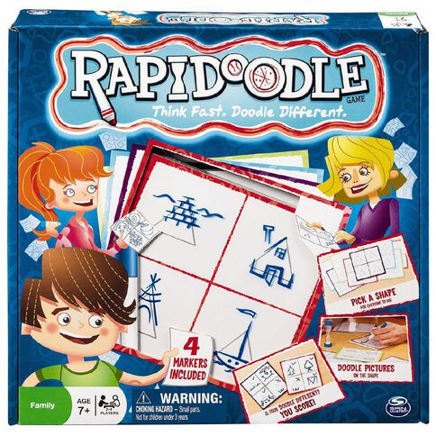 Rapidoodle Game