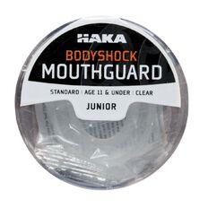 Haka Mouth Guard Basic Clear Junior