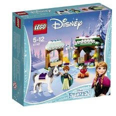 Disney Princess LEGO Anna's Snow Adventure 41147
