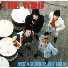 My Generation Vinyl by The Who 1Record