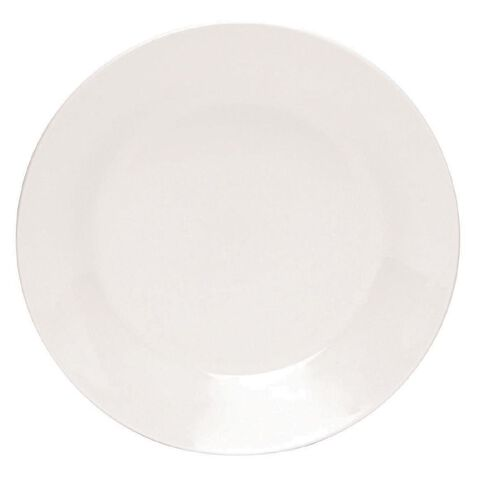 Necessities Brand Side Plate 7.5 inch White
