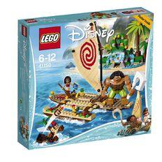 Moana LEGO Ocean Voyage 41150