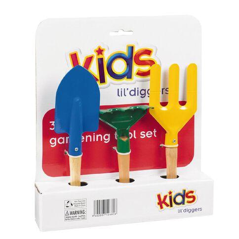 Children's Garden Tool 3 Piece Set