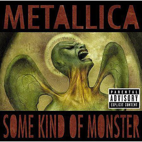 Some Kind of Monster CD by Metallica 1Disc