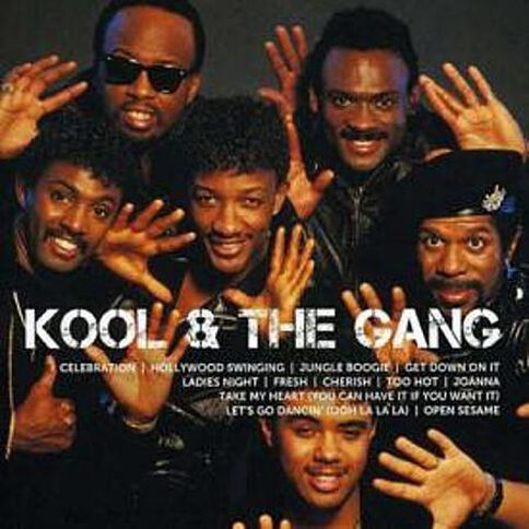 Icon CD by Kool And The Gang 1Disc