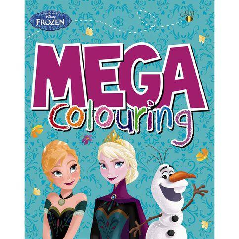 Disney Frozen Mega Colouring Version 2