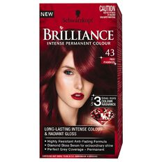 Schwarzkopf Brilliance 43 Red Passion