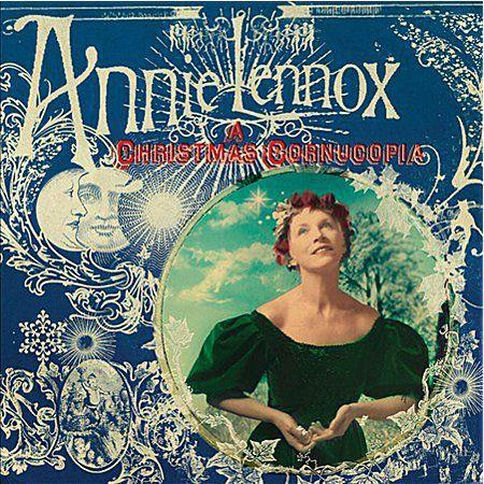 A Christmas Cornucopia by Annie Lennox 1CD