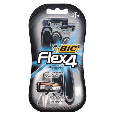 Bic Shaver Flex 4 Pack