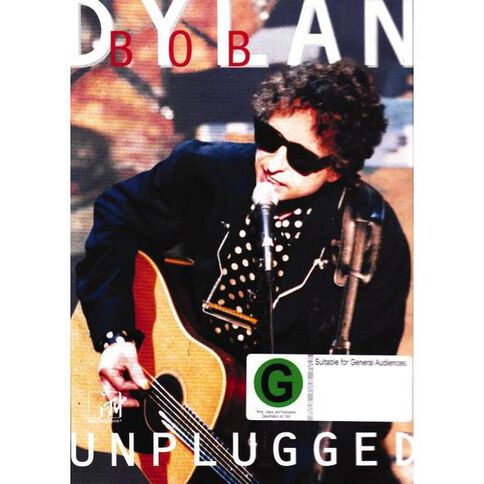 Bob Dylan MTV Unplugged 1Disc