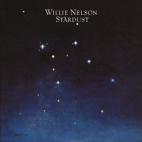 Stardust CD by Willie Nelson 1Disc