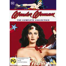 Wonder Woman Season 1-3 DVD 21Disc