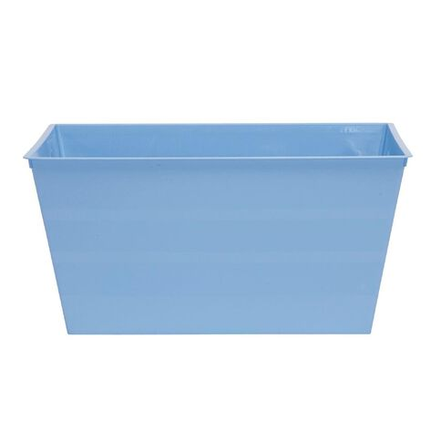 Taurus Flexi Tub Rectangular 15L Blue Light