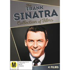 Frank Sinatra Collection DVD 4Disc