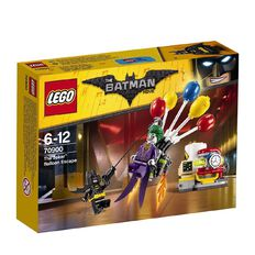 Batman LEGO The Joker  Balloon Escape 70900