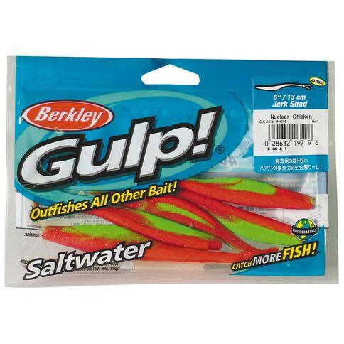 Gulp Soft Bait Nuclear Chicken 5 inch