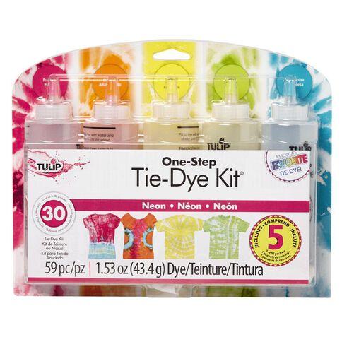 Tulip Tie-Dye Fabric Dye Neon Kit Large