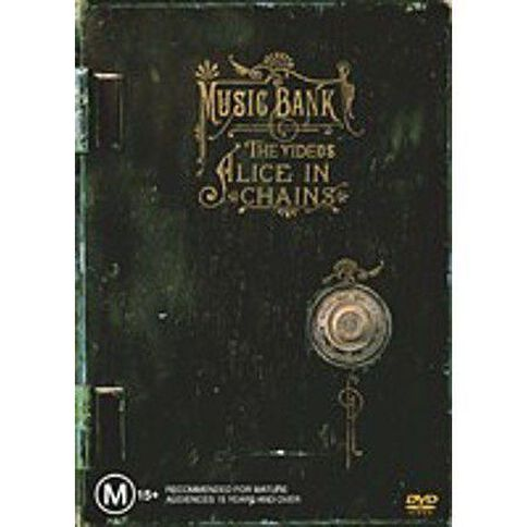 Alice In Chains Music Bank DVD
