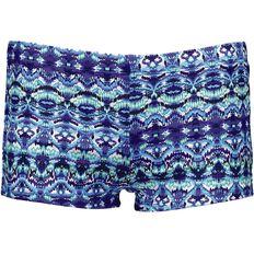Beach Works Women's Printed Boyleg Pants