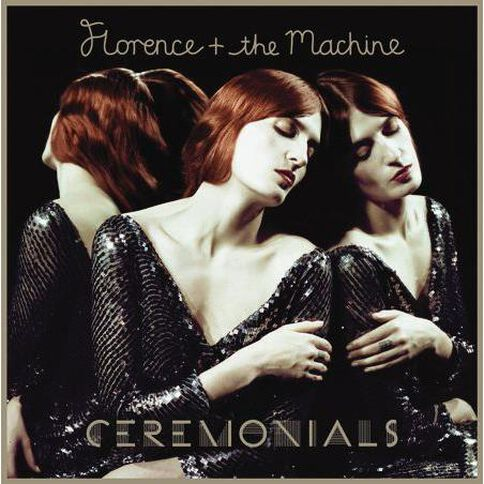 Ceremonials CD by Florence + The Machine 1Disc