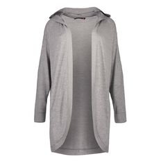 Kate Madison Soft Touch Hooded Cardigan