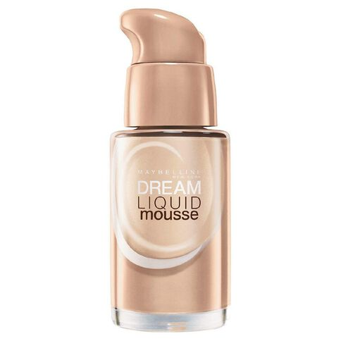 Maybelline Dream Liquid Mousse Foundation Natural Ivory