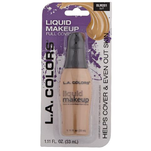 La Colors Liquid Makeup Buff BLM281