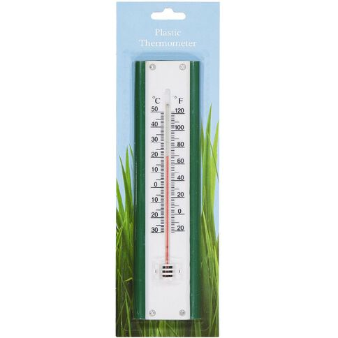 Thermometer Plastic
