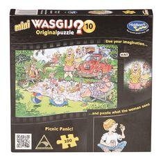WASGIJ Puzzle Mini 10 Picnic Panic 100 Piece