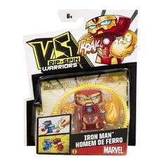 Marvel Versus Rip Spin Warriors Battler Assorted