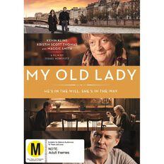 My Old Lady DVD 1Disc