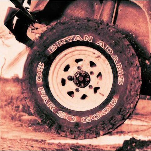 So Far So Good CD by Bryan Adams 1Disc