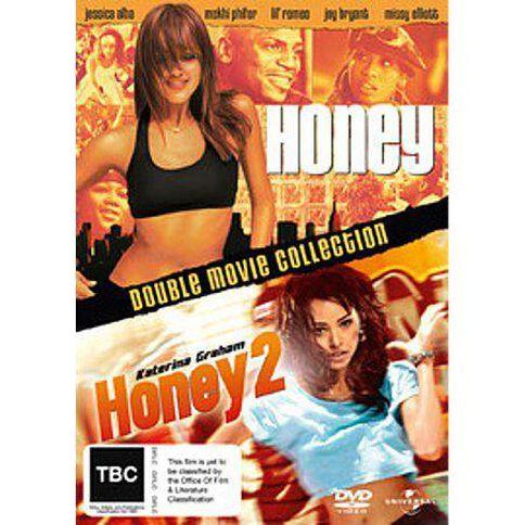 Honey/Honey 2 DVD 2Disc