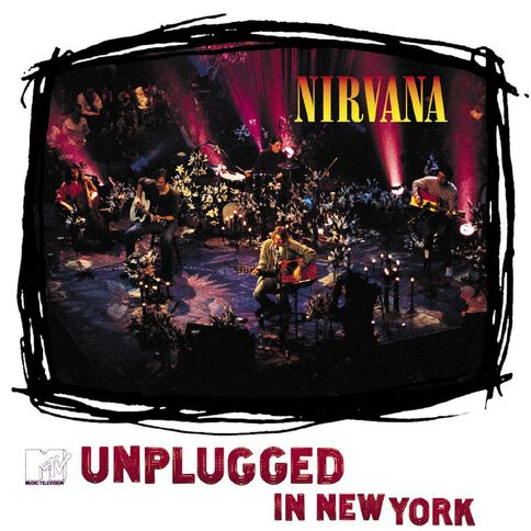 MTV Unplugged in New York Vinyl by Nirvana 1Record
