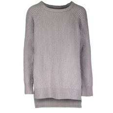 A'nD Step Hem Jumper