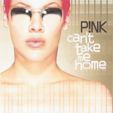 Cant Take Me Home CD by Pink 1Disc