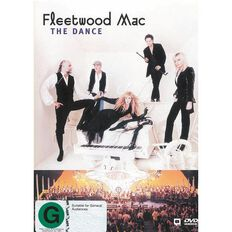 Fleetwood Mac The Dance DVD 1Disc
