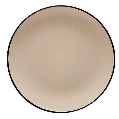 Harrison & Lane Tokyo Dinner Plate Cream