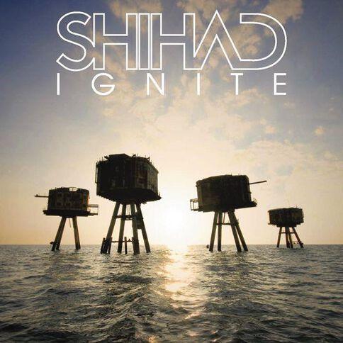 Ignite CD by Shihad 1Disc