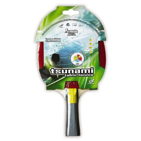 Formula Sports Table Tennis Bat 4 Star Tsunami
