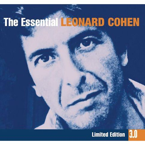 The Essential 3.0 CD by Leonard Cohen 3Disc