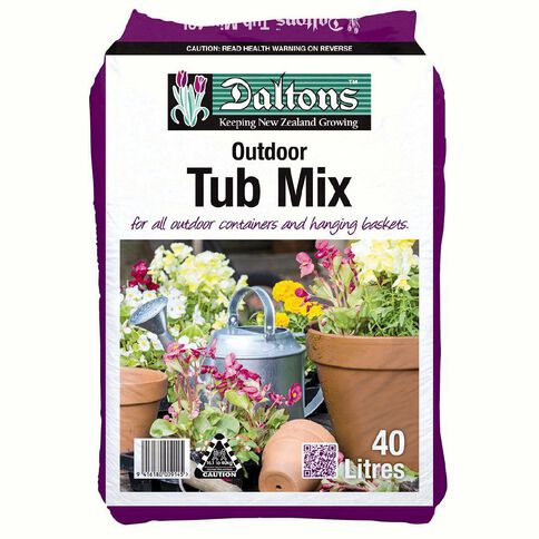 Daltons Outdoor Tub Mix 40L