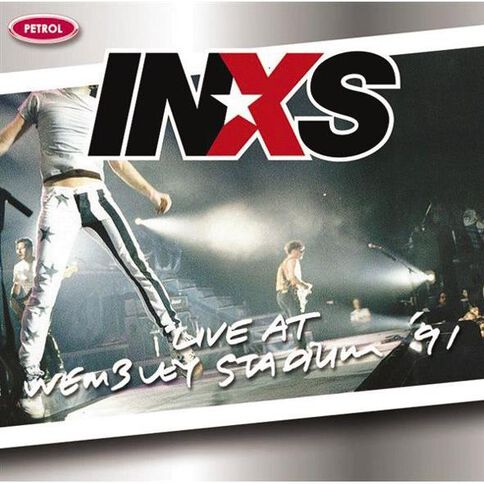 Live at Wembley Stadium 1991 CD by Inxs 2Disc