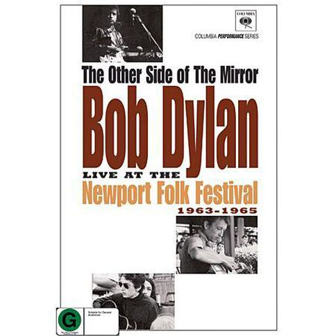Bob Dylan: The Other Side Of The Mirror 1DVD