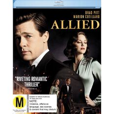 Allied Blu-ray 1Disc