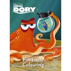 Disney Pixar Finding Dory Colouring Book