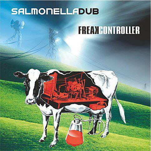 CD Salmonella Dub Freak Controller